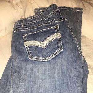 Rock & Roll Jeans!! Size 32 x 34!